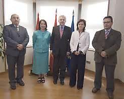 Una delegación del Fondo Europeo de Inversiones visita ...