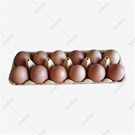Una Docena De Huevos En Una Fotografía De Cartón De ...
