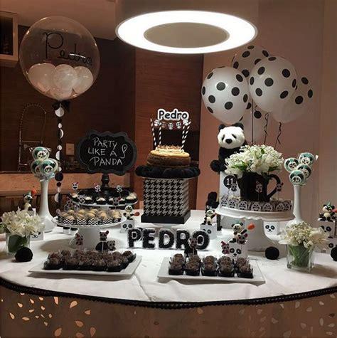 Una linda decoración en casa muy especial con los pandas ...