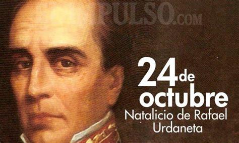 Una mirada a la vida de Rafael Urdaneta   El Clarín ...