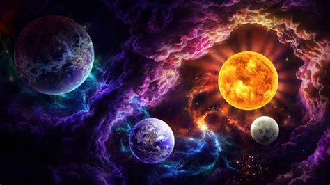 Una mirada espacial | Alegorias.es
