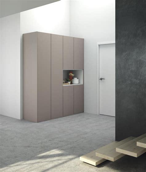 Una propuesta de armario para el recibidor muy original