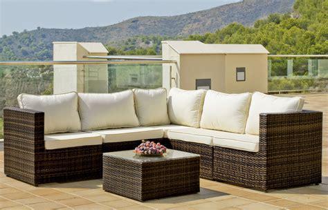 Una selección de muebles de terraza y jardín para que ...