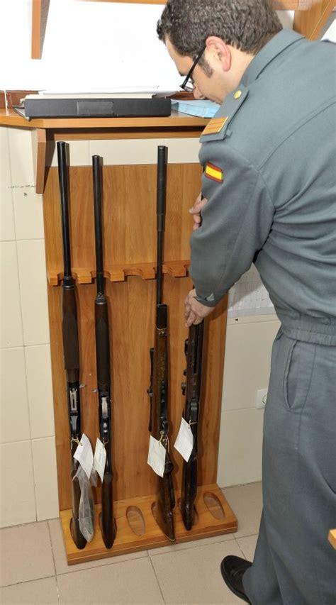 Una unidad móvil de la Guardia Civil inspeccionará armas ...