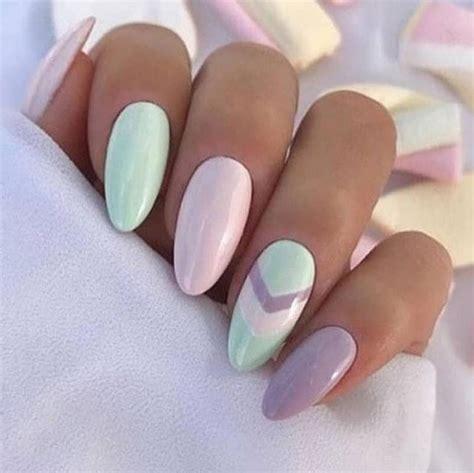 Uñas Bonitas De Gel De Verano   decorados de uñas