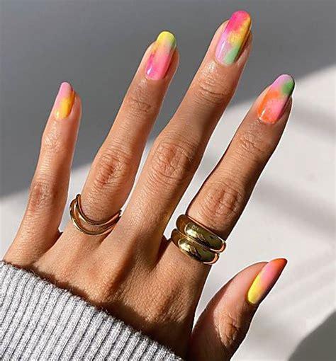 Uñas de Verano 【 2021 】. Tendencias, Colores y Diseños