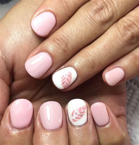uñas estampadas de verano | Manicura para uñas cortas ...