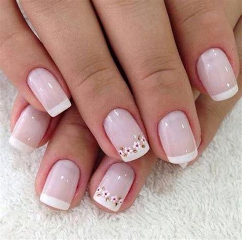 uñas francesas como decorar tus uñas paso a paso en 5 minutos