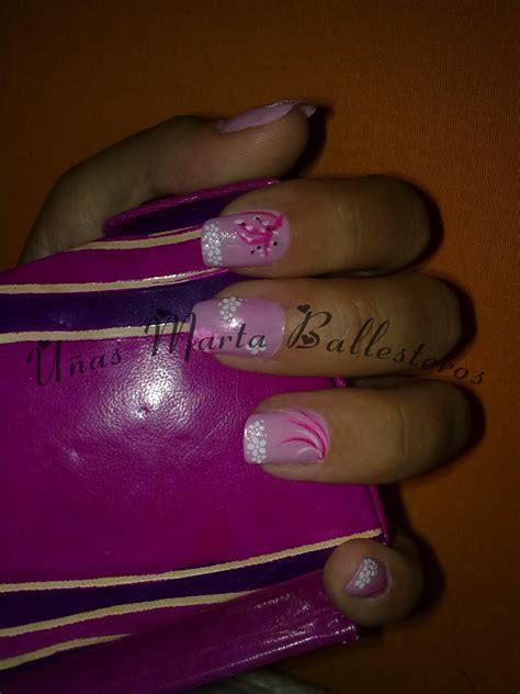 Uñas Marta Ballesteros: Uñas de gel + manicura + decoracion