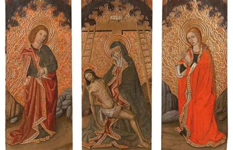 Unas sesenta obras de arte medieval, a la venta en ...