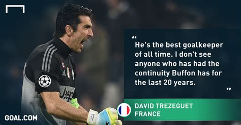 Unbeaten for 926 minutes   history maker Buffon is the ...