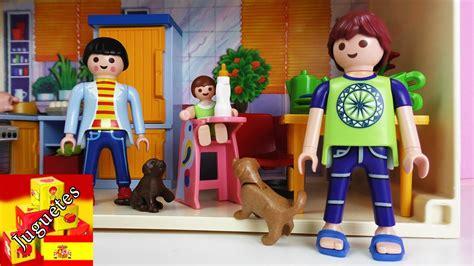 Unboxing de casa de muñecas de Playmobil   YouTube