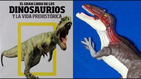 Unboxing Giganotosaurus de El Gran Libro de los ...