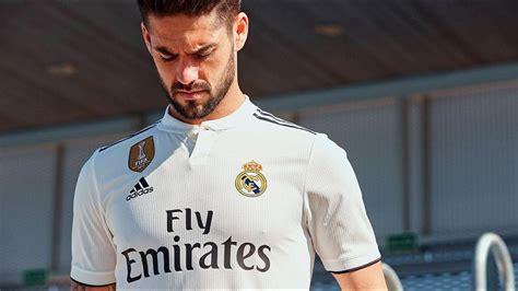 UNBOXING: La nueva camiseta Real Madrid temporada 2018 ...