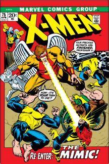Uncanny X Men  1963  #75   Marvel