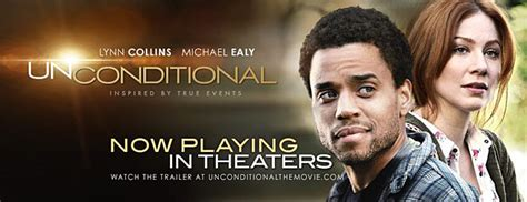 Unconditional  the movie now in theaters!   Xulon Press Blog
