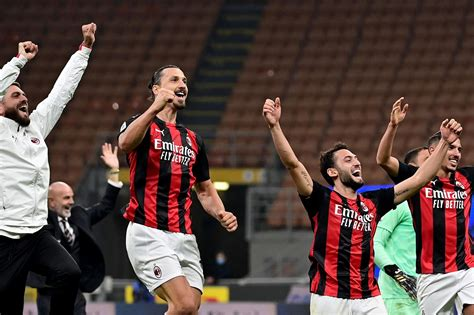 Undefeated Serie A leaders, Zlatan and a top European Cup ...