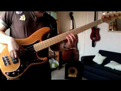 Under The Bridge Bass Cover  Red Hot Chili Peppers   Under ...