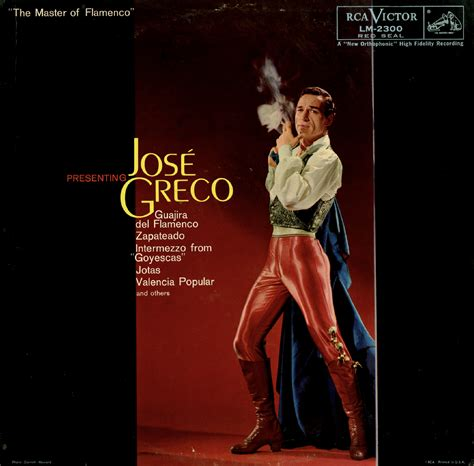 Unearthed In The Atomic Attic: Presenting Jose Greco