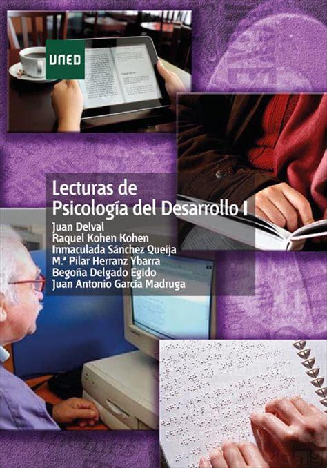 UNED   Lecturas de psicologia del desarrollo I