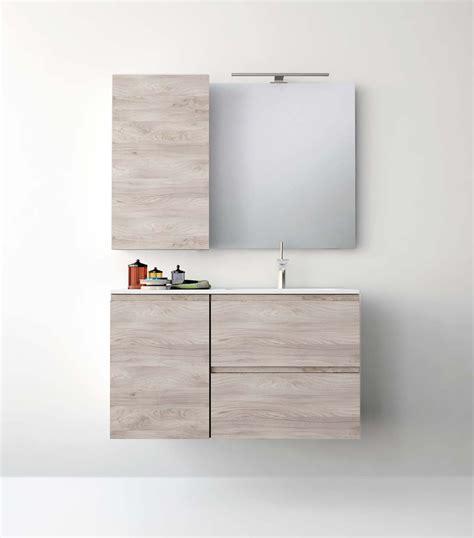 UNIBANO Pack206 Baño Mueble de baño con encimera de 100cm ...