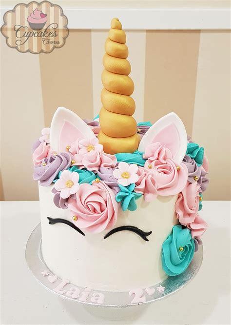 Unicorn cake Tarta de unicornio   Tarta de unicornio ...