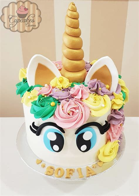 Unicorn cake tarta unicornio   Tartas, Tarta de unicornio ...