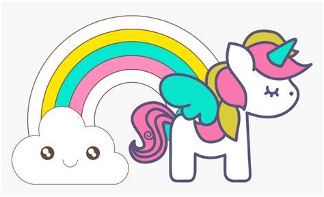 Unicorn Clip Art   Transparent Background Baby Unicorn ...