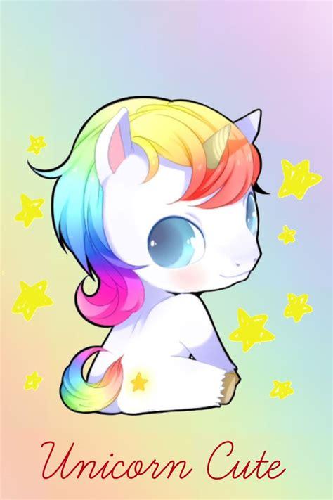 Unicorn Cute | Unicorn pictures, Chibi unicorn, Unicorn ...