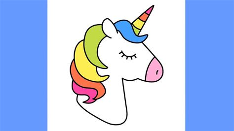 Unicorn Drawing | Free download on ClipArtMag