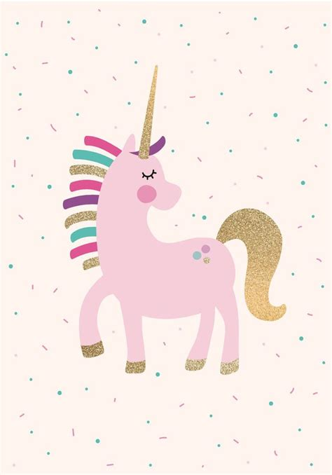 Unicorn Party Game | Pin the Horn on the Unicorn | Party ...