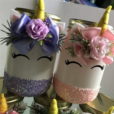 Unicorn piggy bank $15 find us on Instagram tlc.by.queenb ...