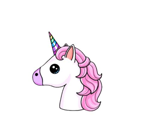 unicorn unicornio kawaii cute colorful...