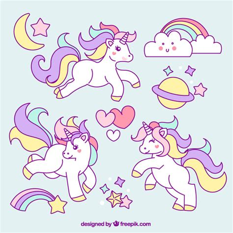 Unicorn Vectors, Photos and PSD files | Free Download