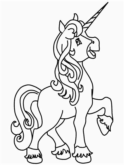 Unicornio Dibujos Para Colorear   Dibujos1001.com