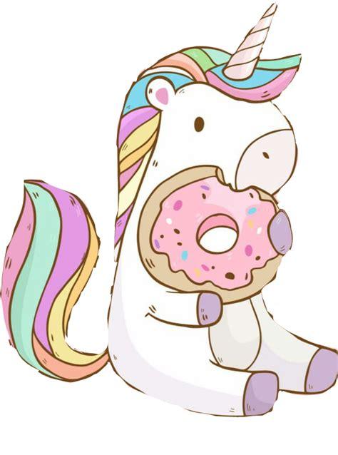 unicornio kawaii   Sticker by nadiamendezmartinez