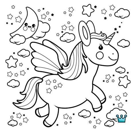 Unicornio mandalas para niños/as.   Unicornio pintar ...