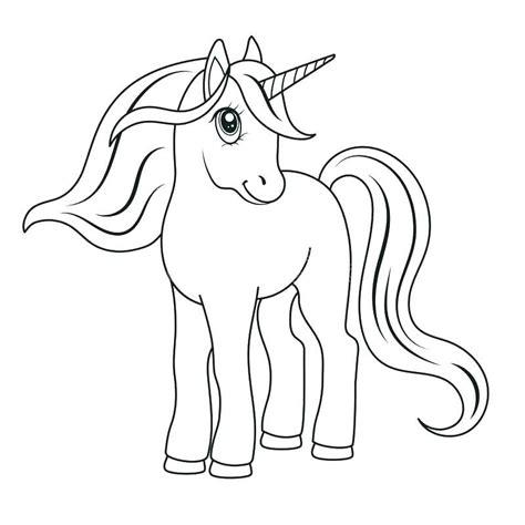 unicornio para colorear para imprimir para para download ...