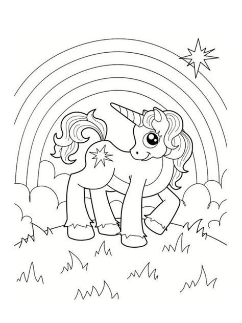 Unicornios para colorear  ¡DIBUJOS para imprimir y pintar!
