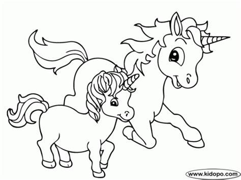Unicornios para colorear y divertirse: Descargar ...