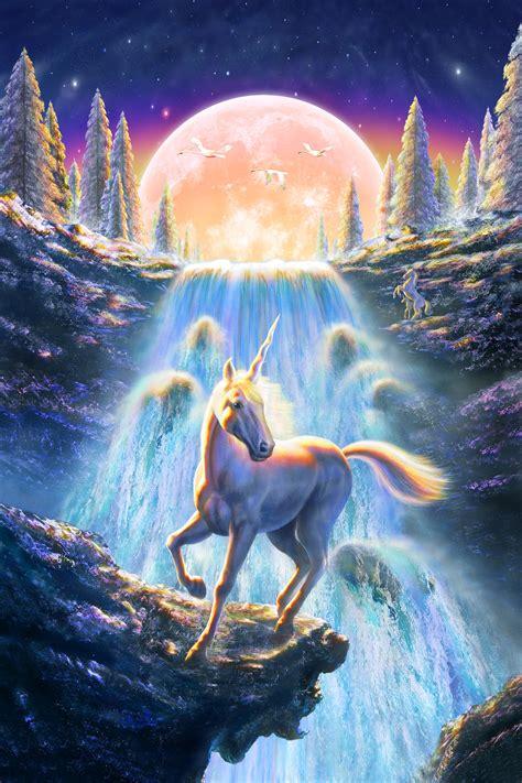 Unicorns Wallpaper  58+ images