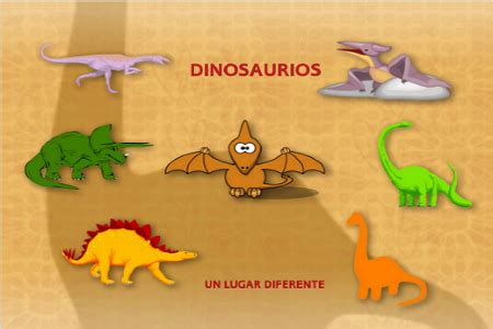 Unidad didáctica sobre los dinosaurios   Actividades infantil