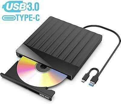 Unidad DVD, Lector CD/DVD USB 3.0 y Type C, Ultra Slim ...