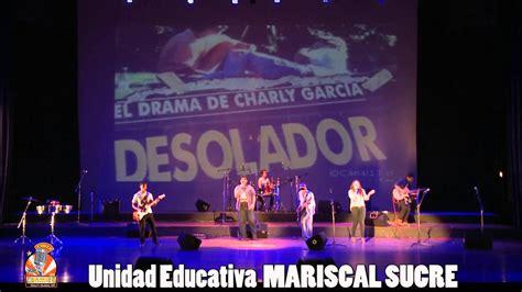 Unidad Educativa MARISCAL SUCRE Final CANTA CONMIGO 2014 ...