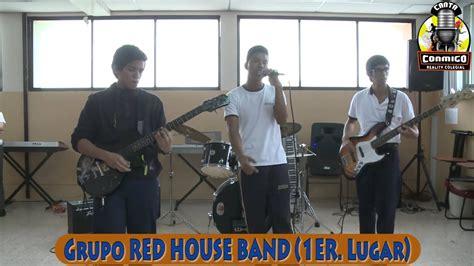 Unidad Educativa MARISCAL SUCRE Grupo RED HOUSE BAND 1er ...