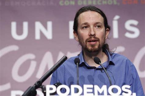 Unidos Podemos promueve una moción de censura a Mariano Rajoy