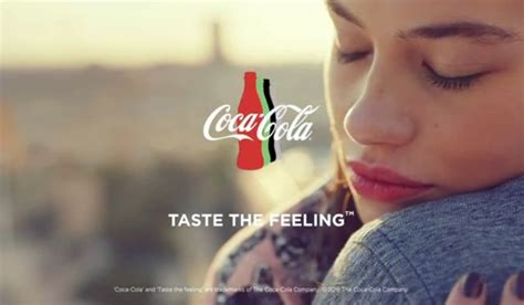 Unified Soda Campaigns : taste the feeling