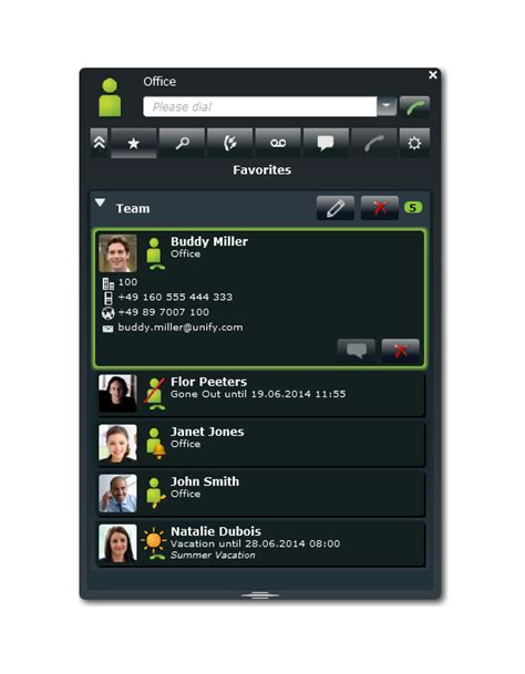 Unify OpenScape Business V2 myPortal Smart license L30250 ...