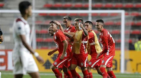 Unión La Calera eliminó al Fluminense en la Copa ...