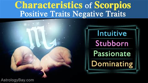 Unique Characteristics of the Mysterious Scorpio People ...